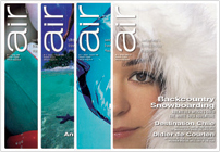 AIR, Switzerland's Travel Lifestyle Magazine