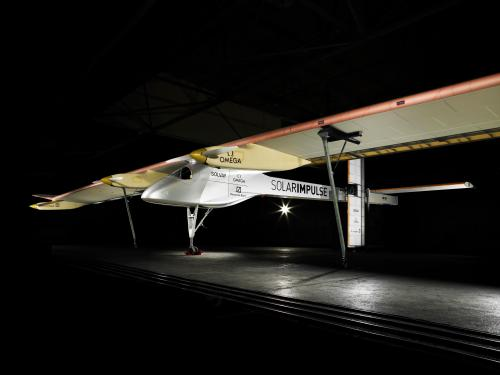The Solar Impulse HB-SIA