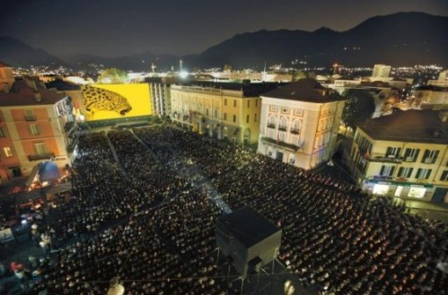 Cinema under the stars with seating for 8,000
